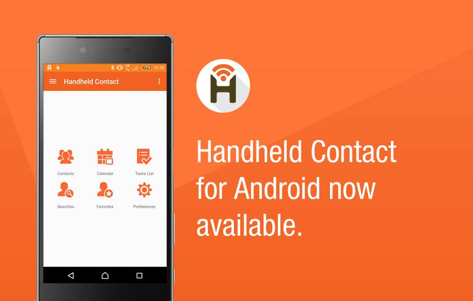 Handheld-Contact-Android-ACT!