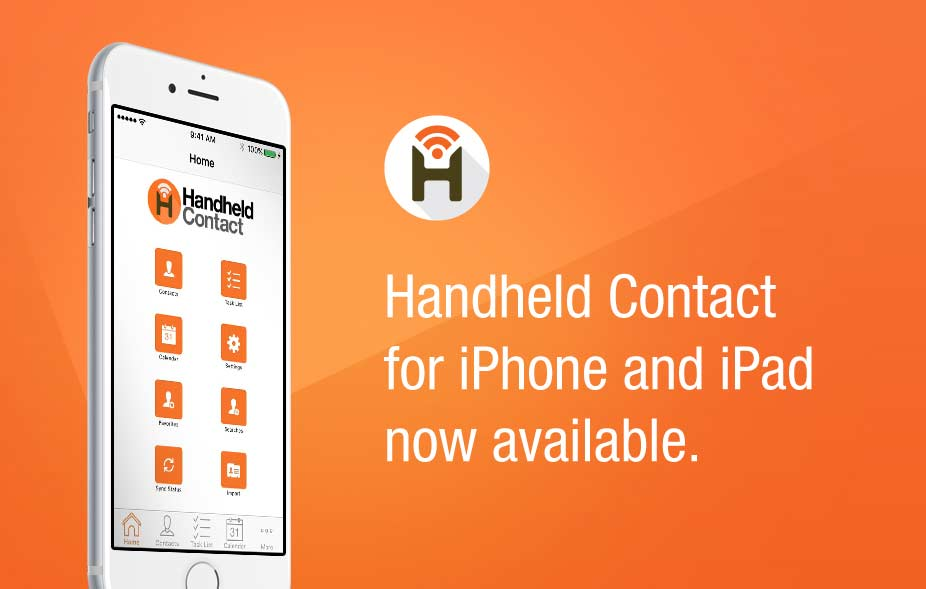 Handheld-Contact-IOS-ACT!