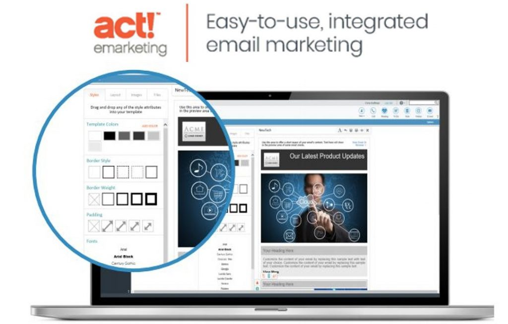 Act emarketing Basic Pro Team