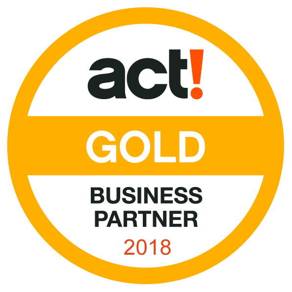Act!-Gold-Business-Partner-2018 Smarter Business